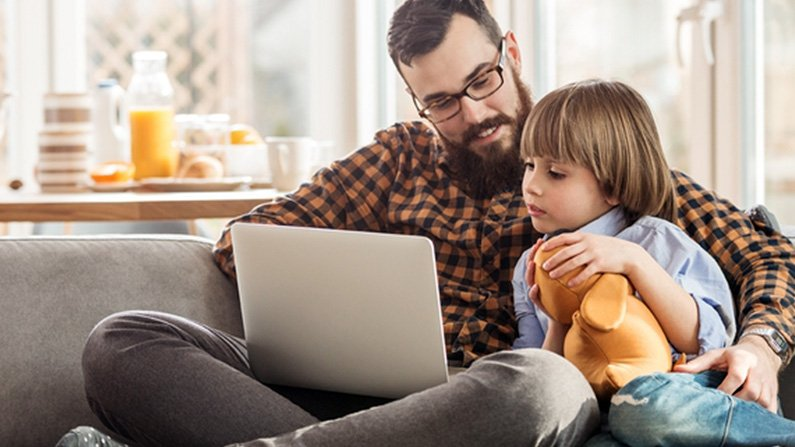 Where can I find help to keep my kids safe online?