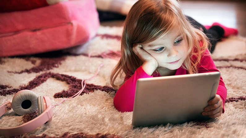Parental controls for tablets, laptops and computers